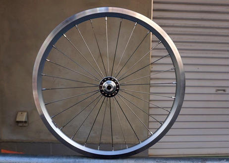 Front wheel radial-Superlight(シルバー)