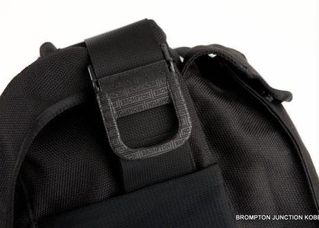 Messenger Bag 23L Black