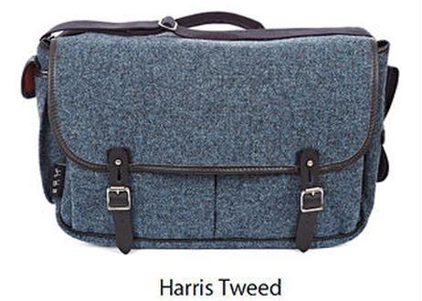GAME BAG Harris Tweed