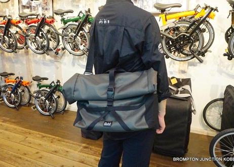Roll Top Bag 14L Olive Green