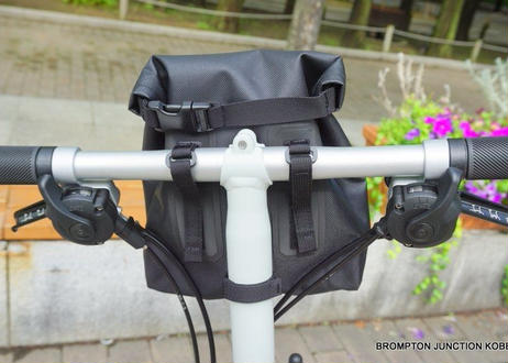 Waterproof Pouch 2L Black (再入荷時期未定)