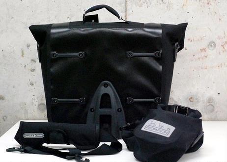 O-Bag Reflective Black