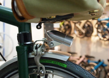 Bullet Lighting Set For Brompton