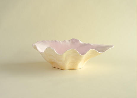 【Vintage】  Shell plate