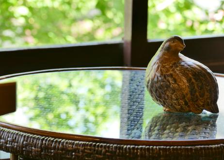 【Vintage】 Pottery Figuritas Bird Andrea by Sadek