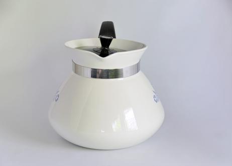 【Vintage】 Corning Ware Blue Corn Flower Tea Pot