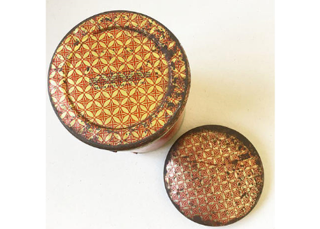 """【Vintage】 """"PRINCE ALBERT"""" Pipe and Cigarette Tobacco Tin Can."""