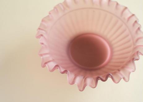 【Vintage】 LE Smith Glass Bowl