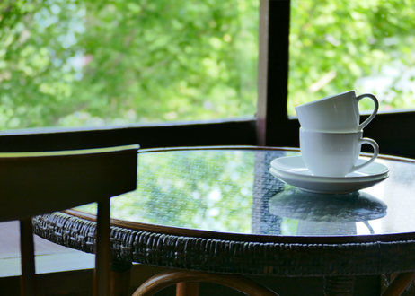 【Used】 Cup&Saucer Designed by SORI YANAGI