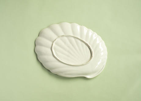 【Vintage】Shell Plate