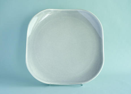 【Vintage】Russel Wright Square Chop Plate