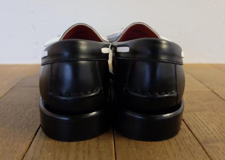 quilt tassel loafer