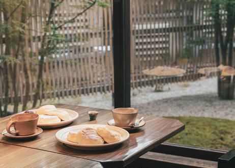 【たもんのパンケーキサンド3種セット(五郎島金時、国産あずきと抹茶、生クリームとカスタード)】ふわふわ食感がクセになる、上品な甘みが特徴のパンケーキサンドです。