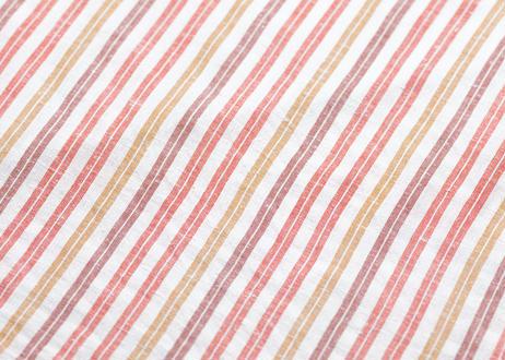 ちゃまてばこ飲み比べセット 5種 遠州綿紬 あずま袋付き(オレンジ)