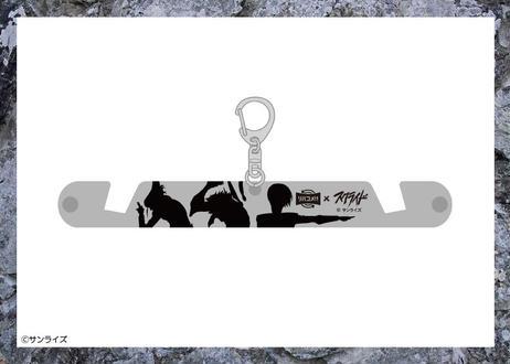 リバコメ!!×スクライド イベント開催記念スマホスタンドキーホルダー