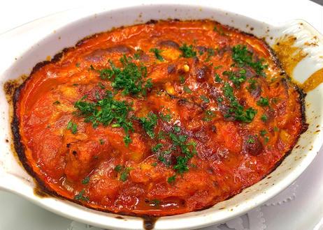 トリップのトマト煮込み