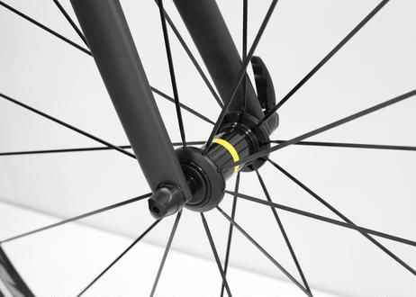 #184 アルティメットCF SLX 2018 Sサイズ(172-178cm) Black/Gray