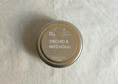 CERABELLA  ティンキャンドル No.6 <orchid&patchouli>
