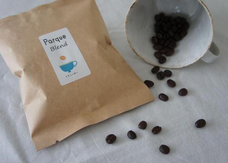 ぐりこーひー「Parqueブレンド」(豆) 100g