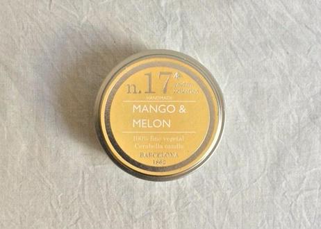 CERABELLA  ティンキャンドル No.17 <mango&melon>