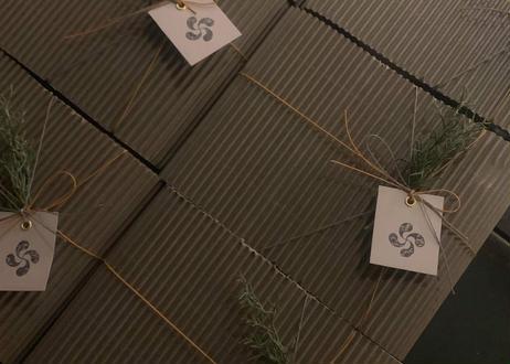 【12/29 火曜日発送分】「ジャムと、ガトーバスク」ties/ジャム&eme/ガトーバスク セット