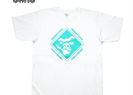 公式ステッカー付 モンキーギャング Tシャツ B スパシャン M L XL XXL  洗車 SPASHAN  MONKEY GANG