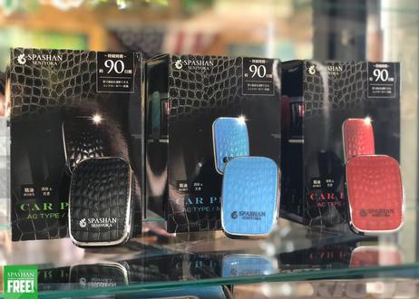 公式ステッカー付 SPASHAN 千城香 SENJYOUKA 天然由来の成分で体に優しい香り ピュアフラワー