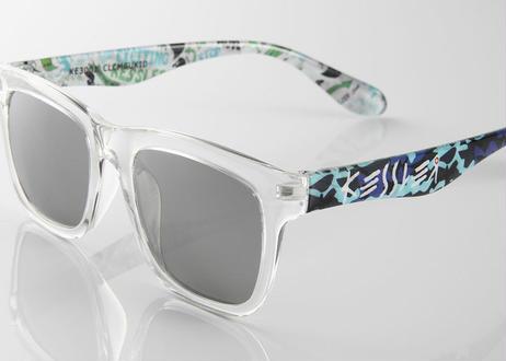 KESSLER EYEWEAR サングラス No.32 CLCM BLUE UV・偏光レンズ ケスラー SPASHAN スパシャン