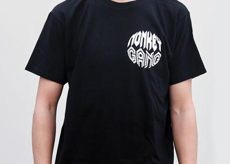 公式ステッカー付 モンキーギャング Tシャツ  F スパシャン M L XL XXL  洗車 SPASHAN  MONKEY GANG