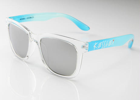 KESSLER EYEWEAR サングラス No.27 LECO BLUE UV・偏光レンズ ケスラー SPASHAN スパシャン