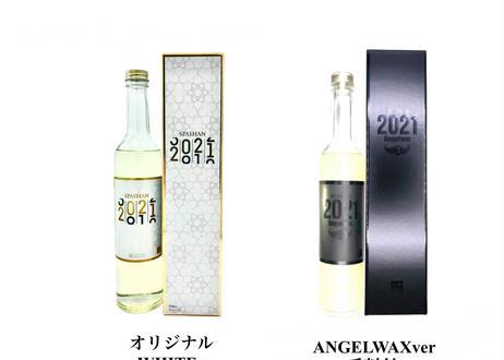 公式ステッカー付 選べる SPASHAN2021 ホワイト ANGELWAXver コーティング剤 スパシャン スパシャン2021