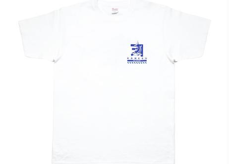 公式ステッカー付  スパシャン カネス Tシャツ  M L XL XXL  洗車 SPASHAN   KANESU
