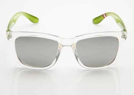KESSLER EYEWEAR サングラス No.28 LECO GREEN UV・偏光レンズ ケスラー SPASHAN スパシャン