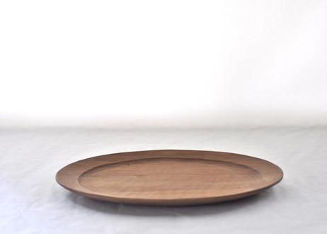 彫りオーバル(浅型)