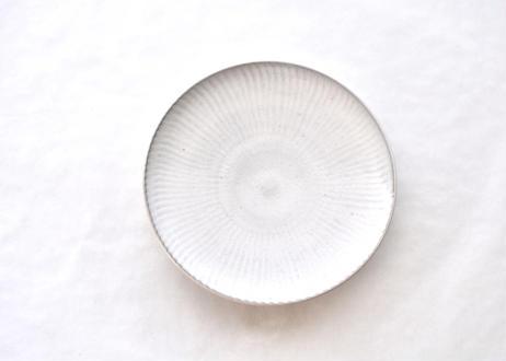 白飛鉋カップソーサー