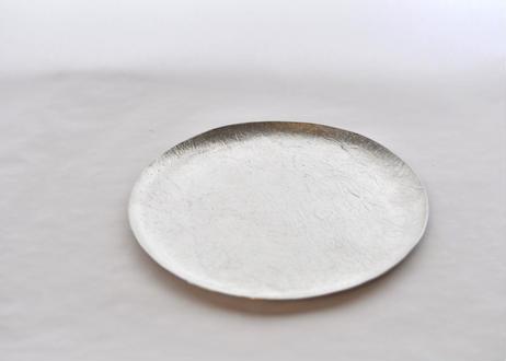 純錫丸皿 7寸