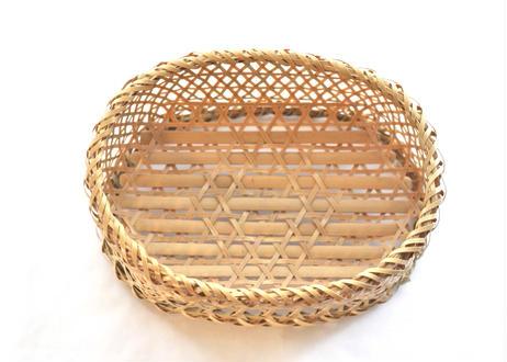 六つ目楕円二重籠