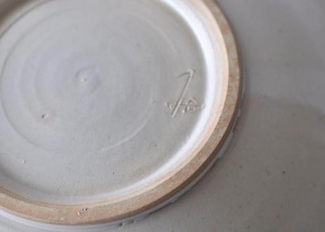 白飛鉋尺皿