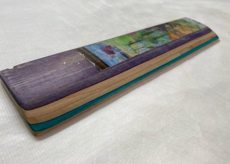 パームレスト skateboard