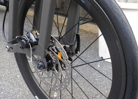 20inch Carbon Wheel Set (Disc)