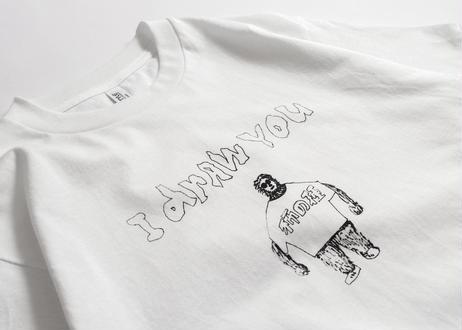 猪原秀陽 二人は旅の途中 I DRAW YOU 柿の種 Tシャツ