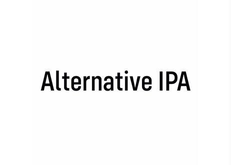 オリジナルロンT -Alternative IPA-