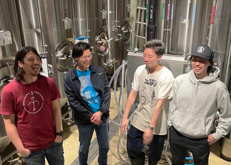 """奈良醸造 × CRAFTROCK Collab beer  """"Shut the FUNK Up!"""" 2本セット"""