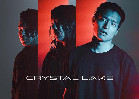 Crystal Lake × CRAFTROCK コラボ  ロングスリーブTシャツ