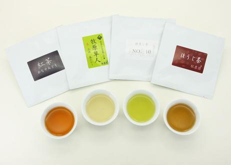 【a-0】駄農園茶お試しセット 2021