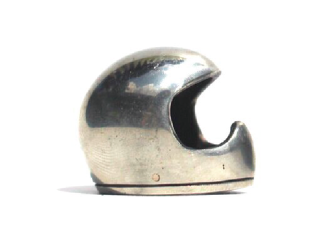 HELM  #04 Silver