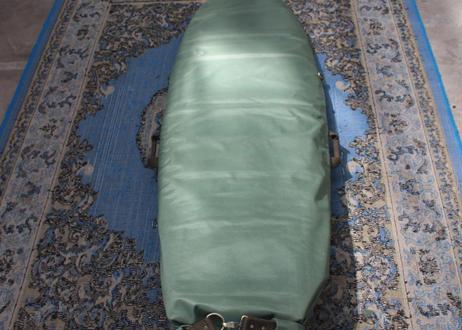 "Wasabi #1 / Tent Fabric / TUNA 6'2"""