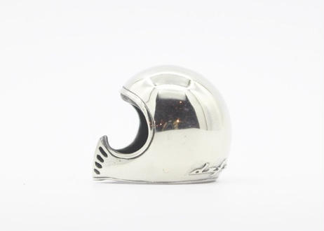 HELM  #01 Silver