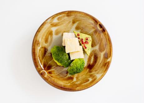 「パクチニスト」フレッシュなパクチーを丸ごと練り込んだバターにポワブル・ロゼをトッピング(発送目安:注文から1ヶ月〜3ヶ月)