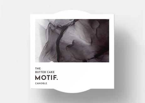 モチーフ2個セット「MOTIF.」(モチーフ)国産発酵バターとラムレーズンをお餅で包んだテクノ和菓子(発送目安:注文から3ヶ月〜6ヶ月)